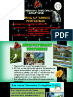 AMBIENTAL naturales protegidas