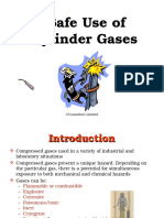Compressed Gas Safety