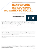 La reinvención del Edo. como movimiento social. Un itinerario desde el Sur - Miguel Mandujano.pdf