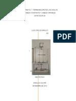 Informe 7 Geotecnia Permeabilidad