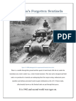 Sentinel Tank Project Illustrated Essay Final PDF
