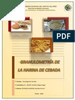 INFORME DE GRANULOMETRIA DE LA HARINA DE CEBADA .pdf