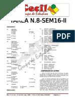 TAREA N.8-SEM16-II