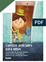Cuentos Policiales Para Niños