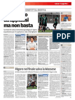 Il Tirreno Pontedera 24-10-2016 - Calcio Lega Pro