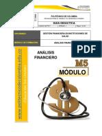 Guia Didactica 5 Análisis Financiero