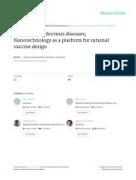 2014 Van Riet Nanotechnology as Platform for Rational Vaccine Design Adv Drug Del Rev 2014