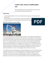 Special Section_ Control Valve Versus Variable-speed Drive for Flow Control - IsA