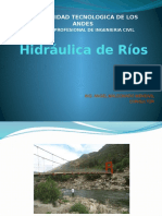 Hidraulica en Rios