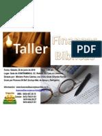 Taller Finanzas Biblicas - BDCJ