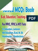 Nts Preparation Book For Educators Pdf 2016