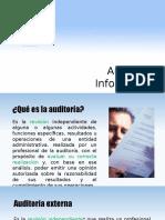 Definición de Auditoría