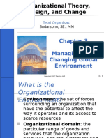 Part 3 - Managing in a Changing Global Environment