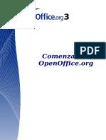Comenzar Con OpenOffice V3.0