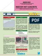 Indever Indever Wet Concrete s