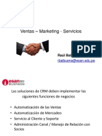 Sales - Marketing - Services