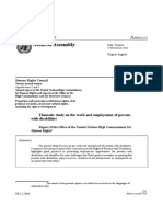 UN HR Study of Work of Persons w Disabilities (1)