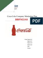 Group Assignment Marketing Plan