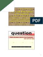 Carlo Scodanibio - The Lean Enterpriise_Lean Thinking (Ltpre-1267735672145-Phpapp01)