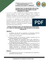 Cont. Empresas Extractivas