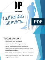 SOP Cleaning Service