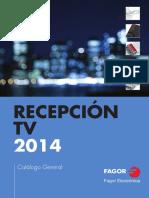 Catalogo Recepcion TV Fagor 2014