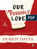 Our Impossible Love - Durjoy Datta