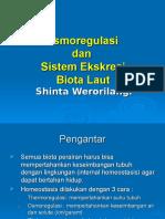 3. Osmoregulasi Dan Ekskresi Biota Laut (Sw_2016)