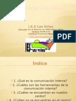 Comunicación Interna 2º Administrativo