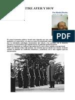 """Periódico """"Nueva Sión"""" edición online, Buenos Aires, Octubre de 2016"""