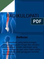 Crs Radikulopati Spondilitis Tb