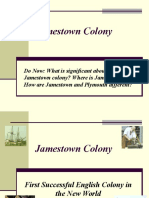 Jamestown Colony PPT