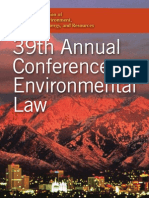 Environmental Law Conference Obamas Agenda