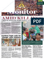 CBCP Monitor Vol. 20 No. 27