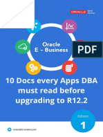 K21 Academy Oracle AppsDBA 10 Upgrade Docs