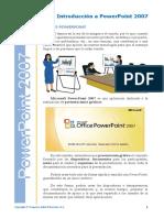 Manual PowerPoint2007 Lec01