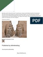 Luxor – Writers of Grade 9 Al