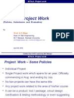 MTech Projectwork 2016 17