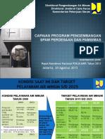 Capaian Program SPAM Desa & AMPL - Dirjend Cipta Karya.pptx