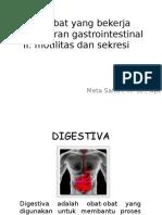 Obat-obat yang bekerja pada saluran gastrointestinal II.pptx