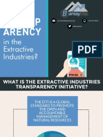Philippine EITI Bill Explained