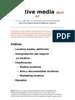Locative media Abril 2007