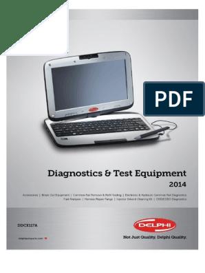 Delphi Test Equipment | Personal Computers | Tablet Computer