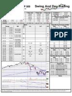 SPY Trading Sheet - Friday, June 11, 2010