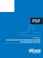 SOLENOID VALVE FOR REFRIGERATING SYSTEMS AND INDUSTRIAL PURPOSES