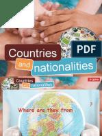 Countries Natio