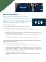 Inspection Visuelle