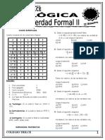 S5 L5° IIB VERDAD FORMAL II