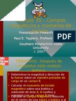 Campos Magnéticos y Momento de Torsion TIPPENS
