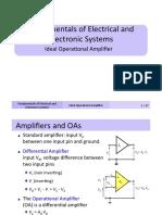 04 Ideal Operational Amplifier